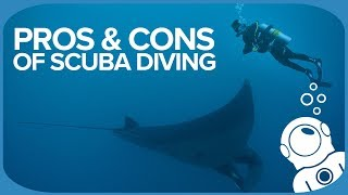 Pros And Cons Of Scuba Diving