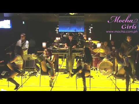 Stick With You (PCD) live by Mocha Girls