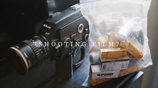 Why Shoot Film in 2021?