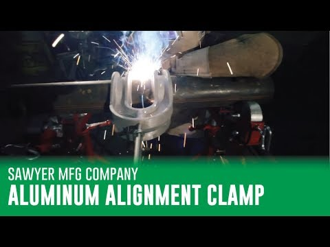 Sawyer Aluminum Line Up Clamps.mp4