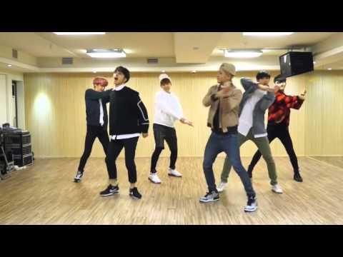 VIXX 'Love Equation' mirrored Dance Practice