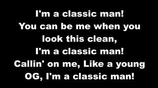 Jidenna - Classic Man (Clean w/ Lyrics)