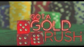 Pep & Rash - Gold Rush (feat. Nømad & PollyAnna) [Official Lyric Video]