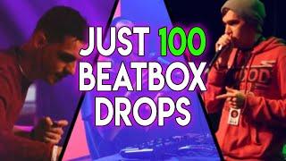JUST 100 BEATBOX DROPS!