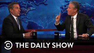 Steve Carell Talks Acting | The Daily Show with Jon Stewart