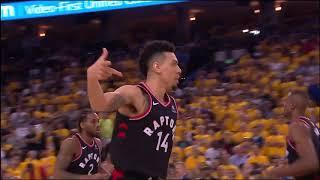 GAME RECAP Raptors vs Warriors, Game 3 NBA Finals