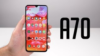 Review: Samsung Galaxy A70 (Deutsch)   SwagTab