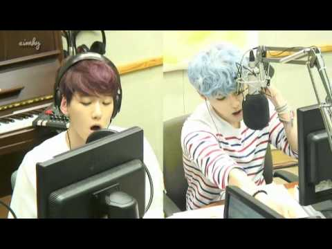 130626 Duet EXO Baekhyun Super Junior Ryeowook KTR