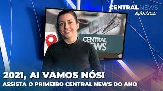 Central News 15/01/2021