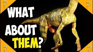 The Lost Dinosaurs - JURASSIC WORLD 3 theory