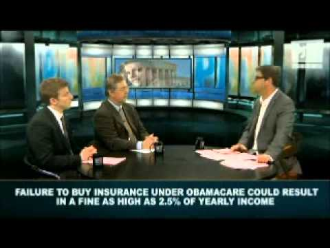 Mandatory Health Insurance vs. Mandatory Auto Insurance -- Alex Epstein