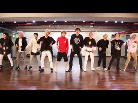 [ToppDogg] Choreography Practice 'THE BEAT'