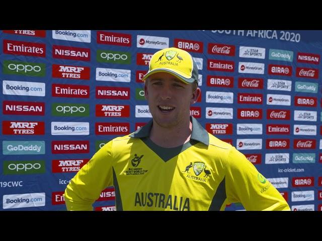 ICC U19 CWC: Australia v Nigeria Highlights