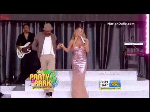Mariah Carey - Always Be My Baby (Live On Good Morning America)