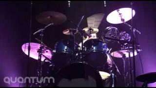 Quantum Tango - Quantum - Drum Solo 2009