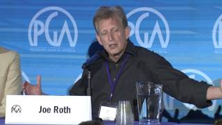 """""""Everything I say is about 95% true"""" - Joe Roth at Produced By Conference"""