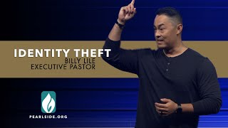 """""""IDENTITY THEFT"""" Billy Lile, Exec. Pastor"""