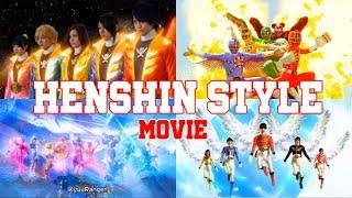 Henshin Movie Special [Boukenger to Kyuranger] - Kaito Famz