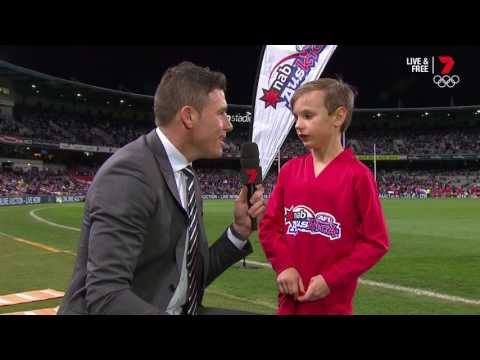 2016 NAB AFL Auskicker of the Year – Rd 17 Nominee