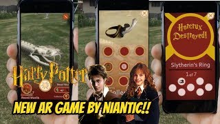 Harry Potter Wizards Unite New AR Game by Niantic After Pokemon Go