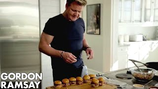 Gordon Ramsay's Pork Butt Sliders