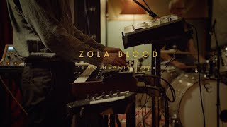 Zola Blood - Two Hearts - Live