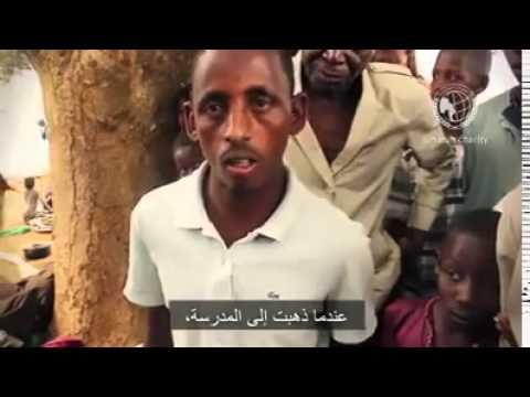 لم أجد أي تعليق على الفيديو سوى أننا مسلمون بالفطرة فقط و الله حتى دمعت عيني حسبي الله و نعم الوكيل