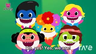 Nickelodeon Characters For Children - Disco Sharks & Donna Gandolfo | RaveDJ