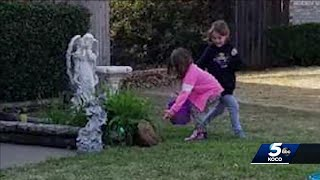 Metro woman prays for person who stole guardian angel statue given by late grandmother