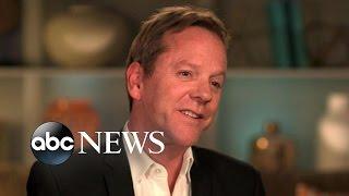 Designated Survivor | Kiefer Sutherland Full Interview : Part 1
