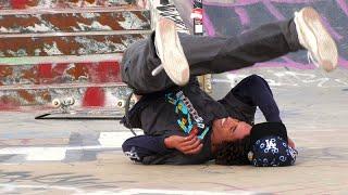 How Sponsored Skaters Skate at Skateparks
