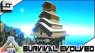 ARK: Survival Evolved - BASE BUILD CONTINUES! S3E63 ( Gameplay )