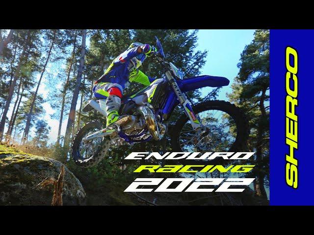 Gamme Sherco enduro Racing 2022