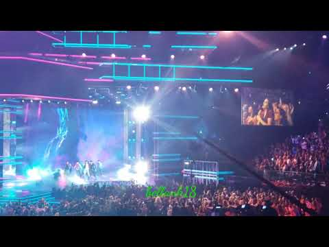 (Fancam) BTS  BBMAs Billboards Music Awards 2018 'FAKE LOVE'