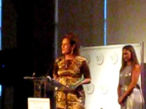 WJA Awards of Excellence Acceptance Speech