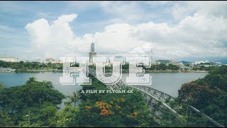 The Ancient Capital Hue | A Henritage Destination| Beautiful Viet Nam| Flycam 4k