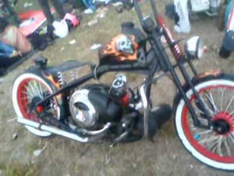 Vespa Chopper Sahabat Videomoviles Com