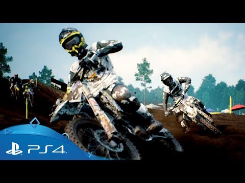 MXGP PRO | Launch Trailer | PS4