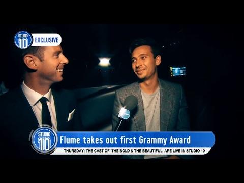 Flume Wins His First Grammy! | Studio 10