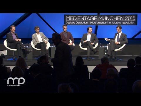 Diskussion: Was wir heute über die Zukunft des TV wissen sollten