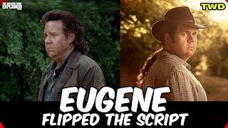 The Walking Dead Eugene Flipped the Script!