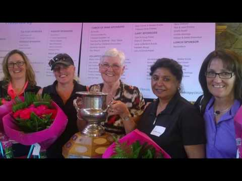 Video: 65 Roses Ladies Golf Tournament – the Breath of life