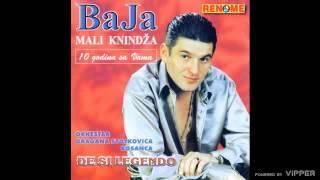 Baja Mali Knindza - Ulicarka i lopov - (Audio 2001)