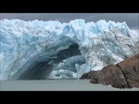 Pád ľadového mostu