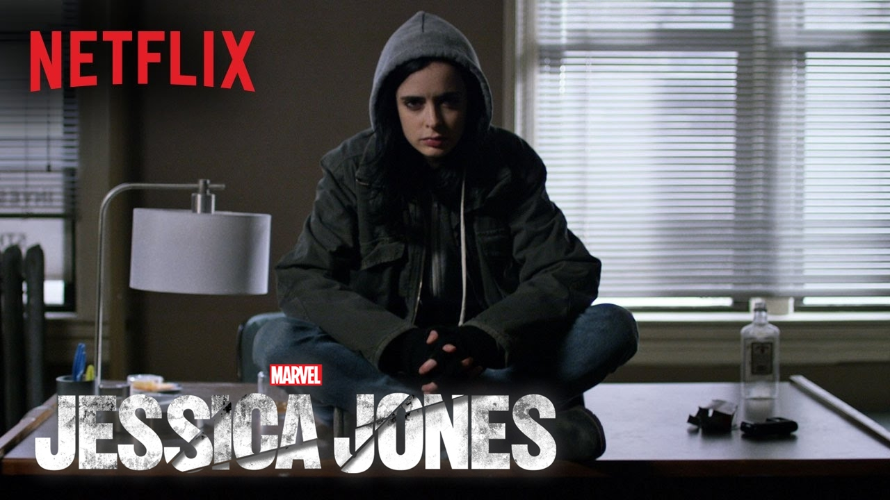 Trailer de Marvel's Jessica Jones