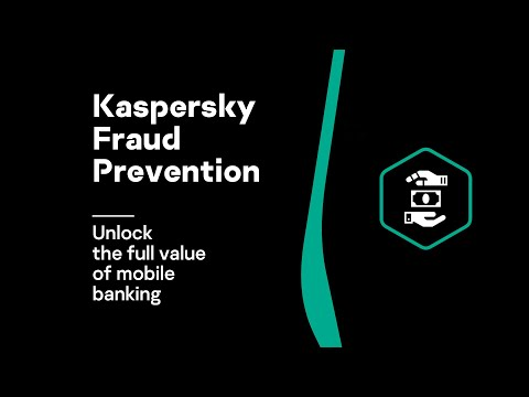 Unlock the full value of mobile banking – with Kaspersky Fraud Prevention