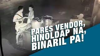 Stand for Truth: Nangholdap at bumaril sa isang pares vendor, nahuli na!
