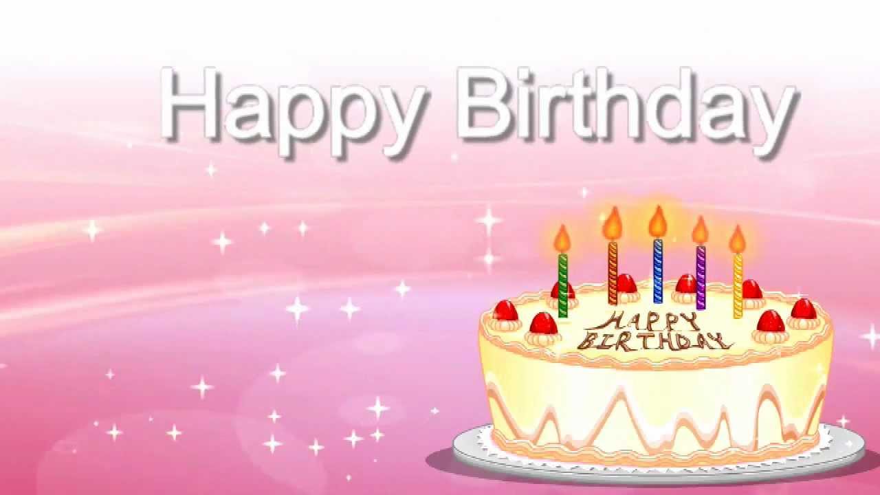 Happy Birthday Photo Slideshow