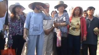 Nhà Tâm linh VŨ THỊ HÒA tìm mộ liệt sĩ tại Tây Ninh PHẦN 2
