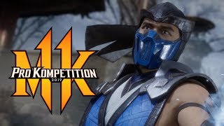 Mortal Kombat 11 Pro Kompetition announced